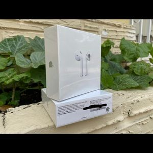 Apple airpods 2nd generation